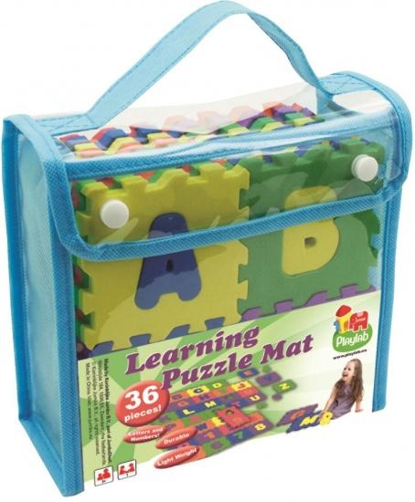 Jumbo Playlab: Alfabet foam puzzel
