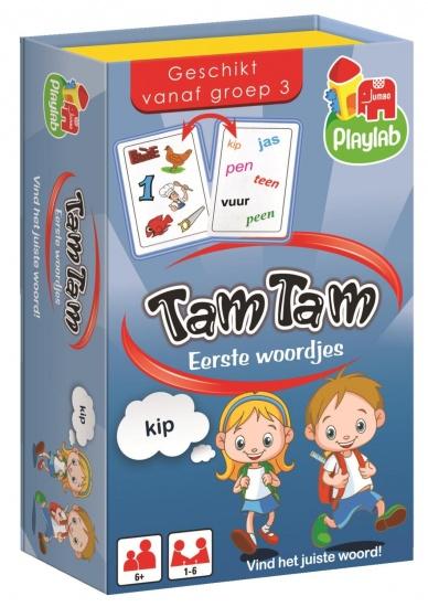 Jumbo Playlab Tam Tam: Eerste Woordjes