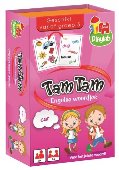 Jumbo Playlab Tam Tam: Engelse Woordjes