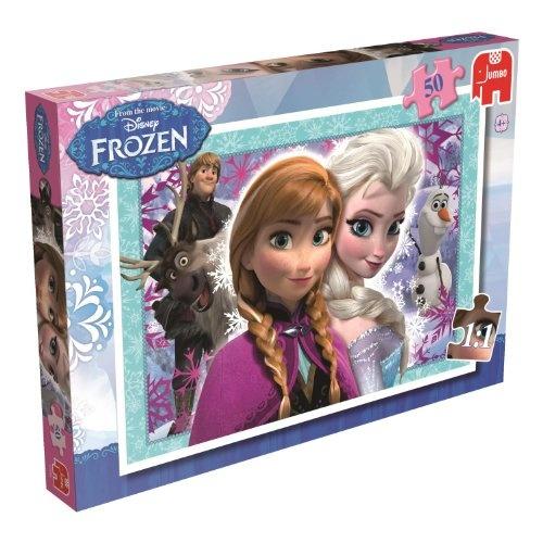 Jumbo Puzzel Disney Frozen 50 Stukjes