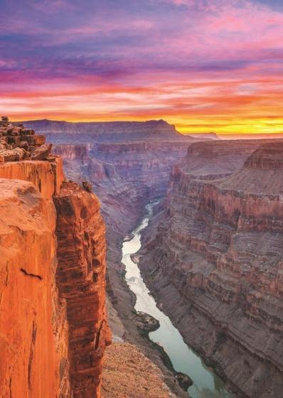 Grand Canyon USA Puzzel 500 Stukjes