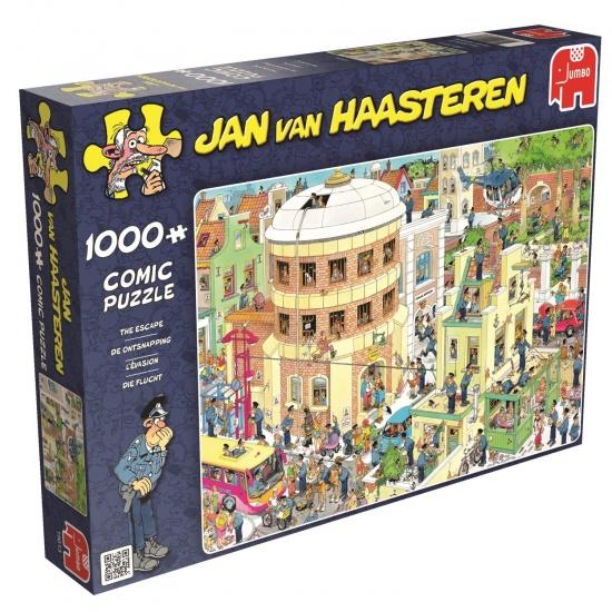 1000 Stuks Puzzel Jvh De Ontsnapping