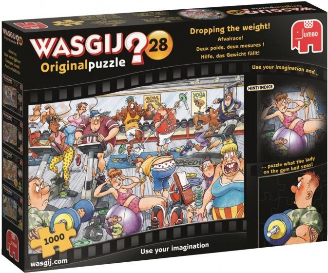 Wasgij? Original 28: Afvalrace!