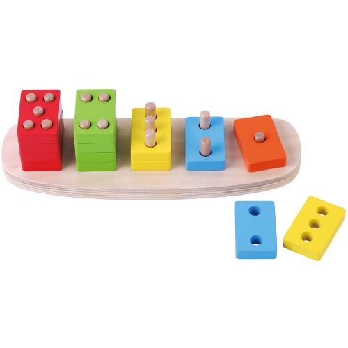 Jumini Domino puzzel 16 delig