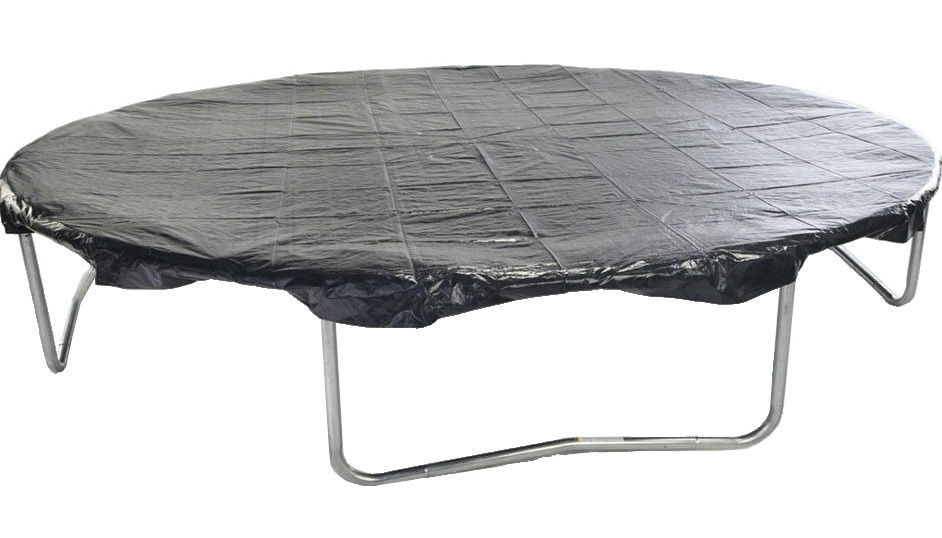 Jumpking trampoline afdekhoes 3,66 meter zwart