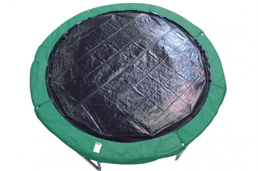 Jumpking trampoline afdekhoes zwart 3,66 meter