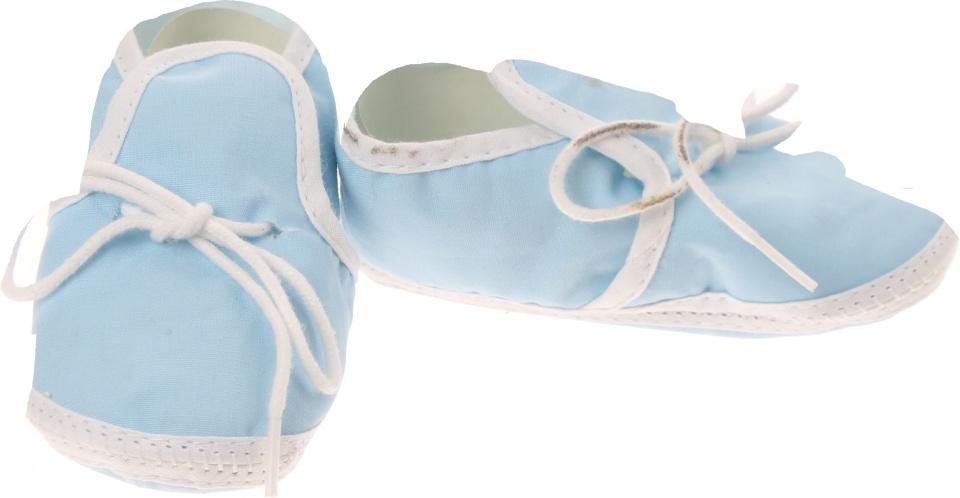 Junior Joy babyschoenen Newborn junior lichtblauw kopen