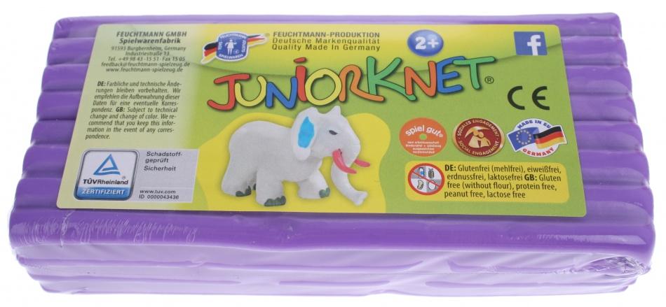 Feuchtmann Juniorknet Klei Jumbo Pack 500 gram Paars