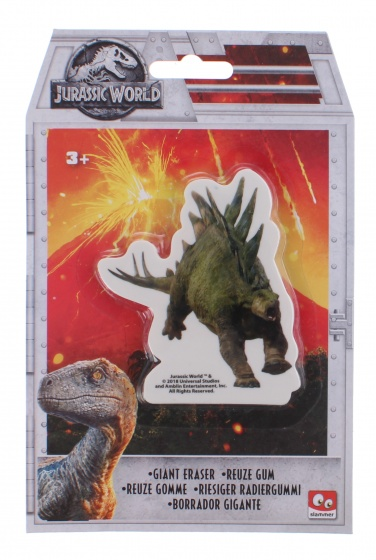 Jurassic World reuze gum Stegosaurus kopen