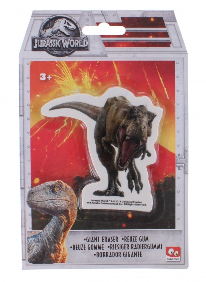 Jurassic World reuze gum Tyrannosaurus Rex