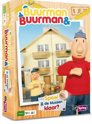 Just2play Buurman en Buurman Dobbelspel