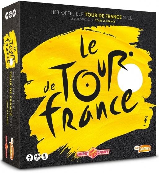 Just Games Le Tour de France bordspel