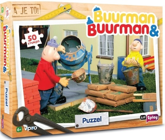 Just Games legpuzzel Buurman en Buurman