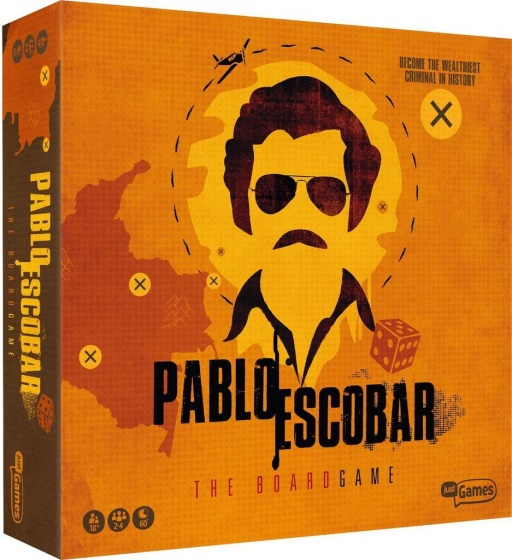 Just Games bordspel Pablo Escobar (en)