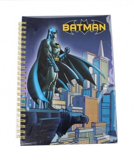 Kamparo Batman notitieboekje 15 x 21 cm