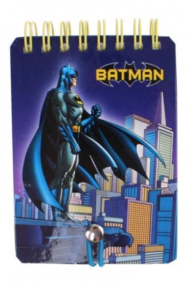 Kamparo Batman notitieboekje 7,5 x 12 cm kopen