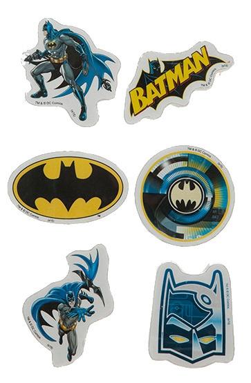 Kamparo gummen Batman 6 stuks 6 cm kopen