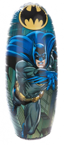 Kamparo opblaasbare boksbal Batman 80 cm