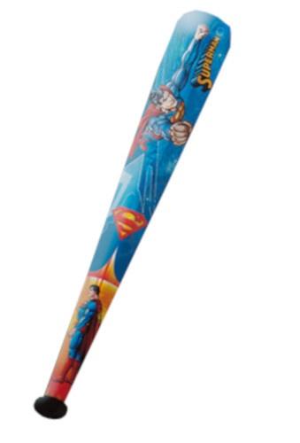 Kamparo opblaasbare honkbalknuppel Superman 81 cm kopen