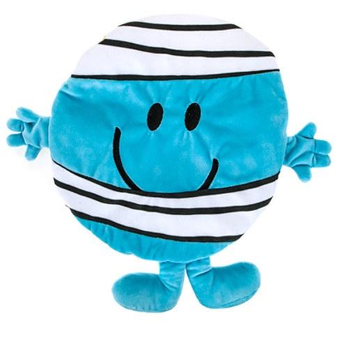 Kamparo pluchen rugzak 2 liter blauw