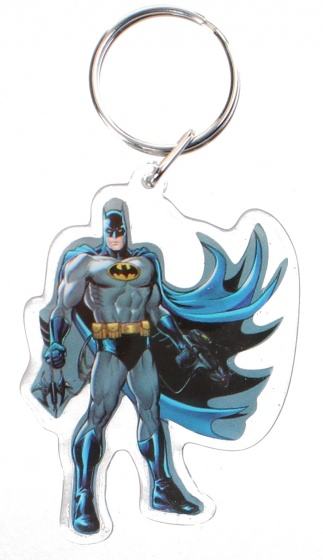 Kamparo sleutelhanger Batman 10 cm
