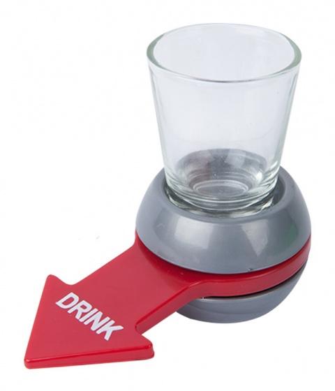 Kamparo spin the shot drankspel