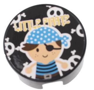 Kids At Work Piraat Puntenslijper