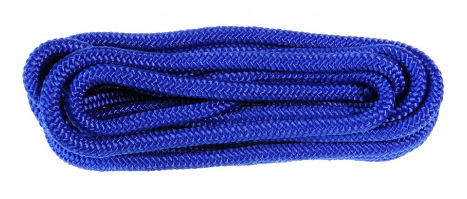 Kids At Work springtouw junior 250 cm nylon blauw