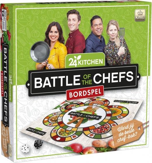 King bordspel Battle Of Chefs (24 Kitchen)