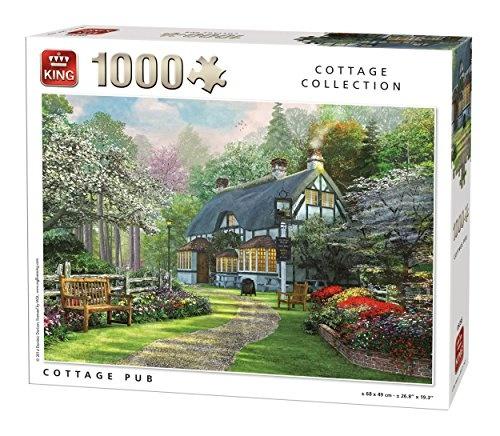 King legpuzzel Cottage Pub 1000 stukjes