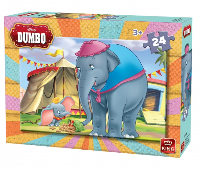 King legpuzzel Disney Dumbo