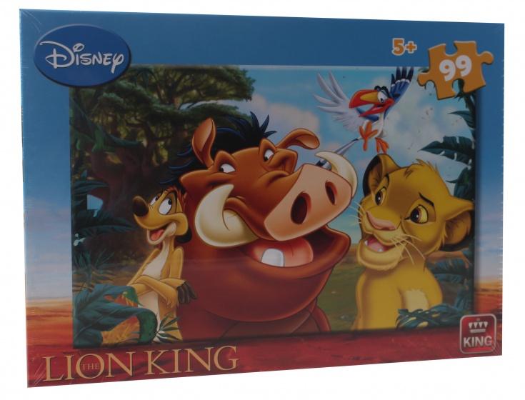 King legpuzzel Disney Lion King 99 stukjes
