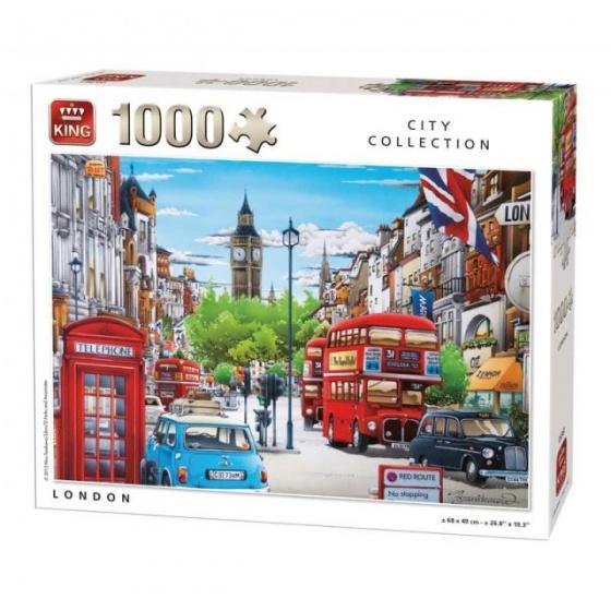 King legpuzzel Londen 1000 stukjes