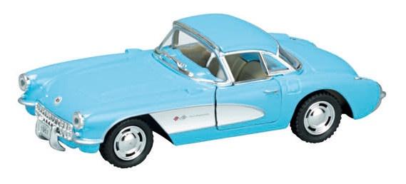 Goki Metalen Oldtimer Collectie: Corvette 12 cm