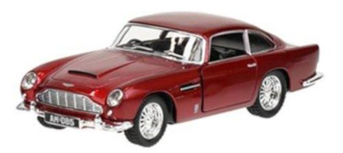 Kinsmart Maßstab Modell Aston Martin Db5 1 36 Pull Back Rot Internet Toys