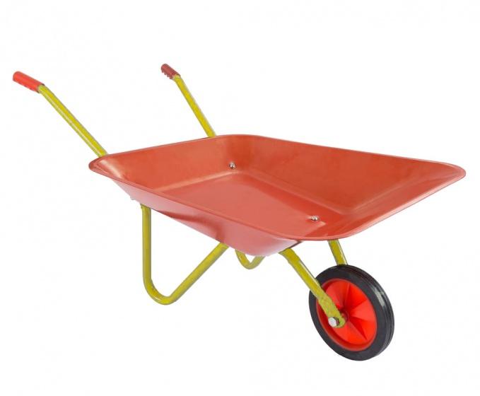 Kinzo kruiwagen 50 cm rood