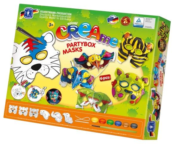 Feuchtmann Klecksi CREAme Partybox Masks