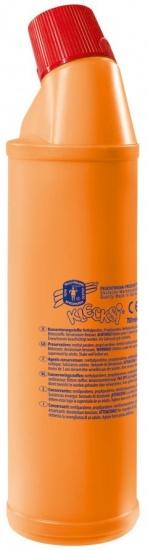 Feuchtmann Klecksi Fles Vingerverf 900 ml Oranje
