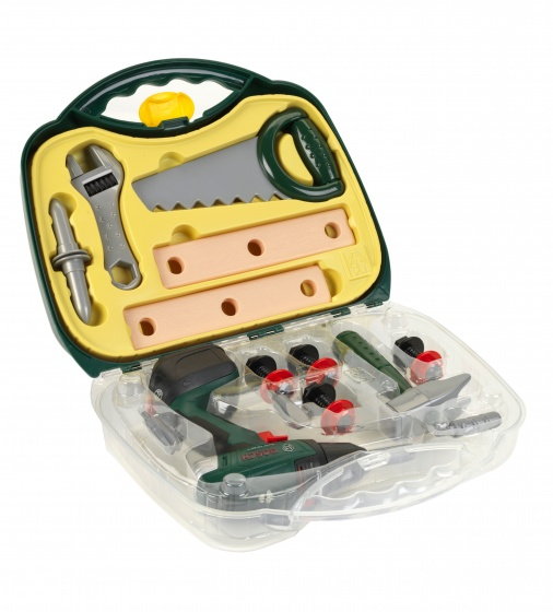 Bosch Akkuschrauber-Koffer mit Zubeh?r