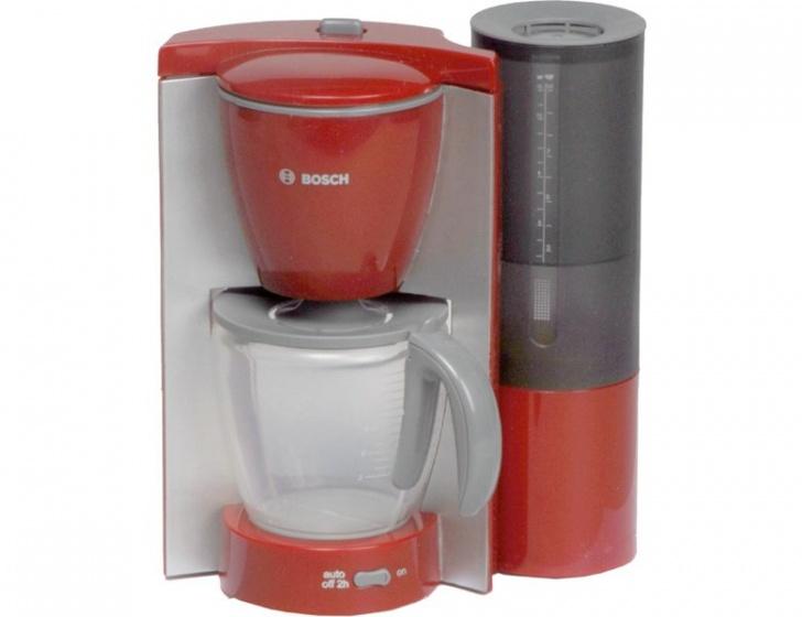 Bosch Kaffeemaschine rot-grau