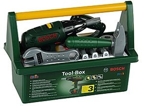Klein mini gereedschapskist Bosch