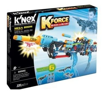 K'NEX K force Mega Boom