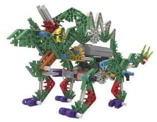 K'NEX TRI Stegosaurus Bouwset 214 Onderdelen