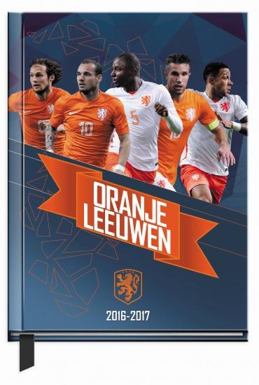 KNVB Agenda 2016/2017 Blauw