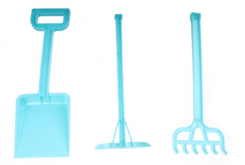 Koopman Strandspeelgoed blauw