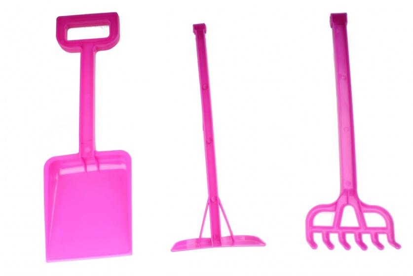 Koopman Strandspeelgoed roze