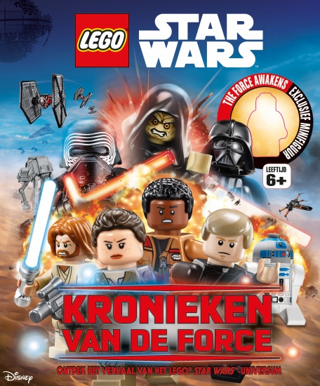 LEGO Star Wars: boek Kronieken van de Force