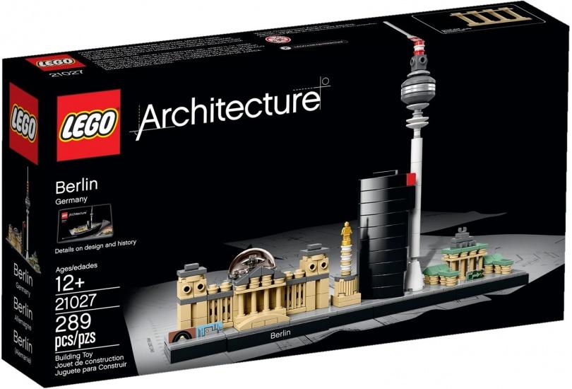 LEGO Architecture: Berlijn (21027)