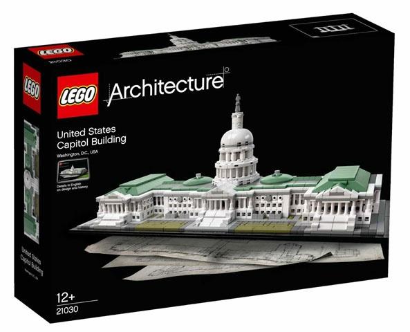 LEGO Architecture: Capitool (21030)