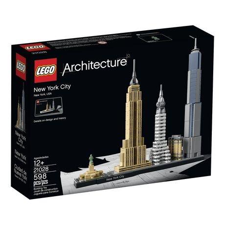 LEGO Architecture: New York (21028)